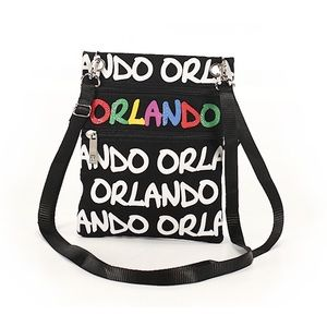 Robin Ruth Crossbody Bag Small Orlando Graphic